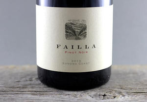 California with Burgundian Sensibilities: Failla Pinot Noir & Chardonnay
