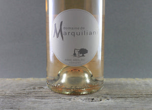 Corsican Featherweight Champion of the World: Marquiliani Rosé of Sciaccarellu