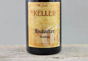 The King of Dry:   Klaus Peter Keller Riesling