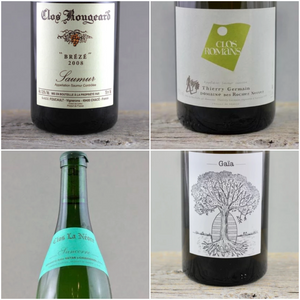 Loire Whites for the Ages:  Chenin Blanc, Sauvignon Blanc, & Melon