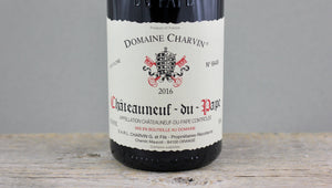The Legend of Sand & Stones:  Charvin Châteauneuf-du-Pape