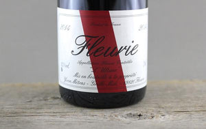 The Last Chapter of Beaujolais:  Métras Fleurie
