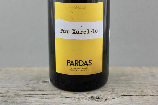 Penedès Game-Changer:  Pardas Xarello & Collita Roja
