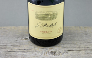Russian River Block-by-Block:  Rochioli Back-Vintage Pinot Noir