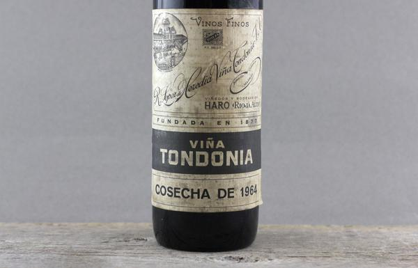 Straight Outta Haro:  Lopez de Heredia Back-Vintage Treasures