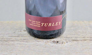 California's Old Vine Jewel:  Turley Wine Cellars