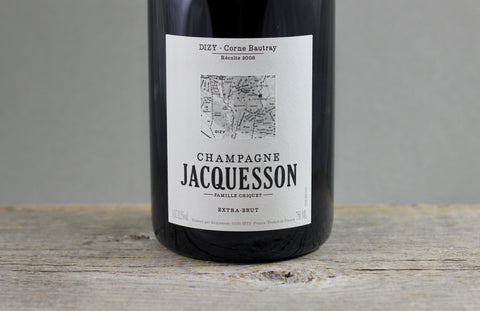 2008 Jacquesson Corne Bautray Dizy Extra Brut Champagne 1.5L