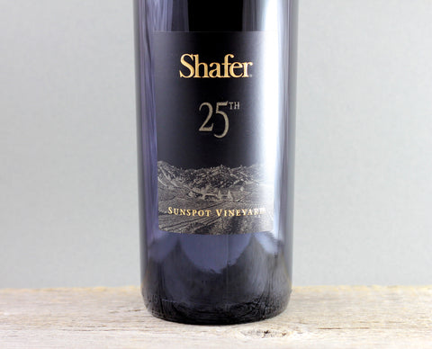 2001 Shafer Sunspot Vineyard Cabernet Sauvignon 1.5L