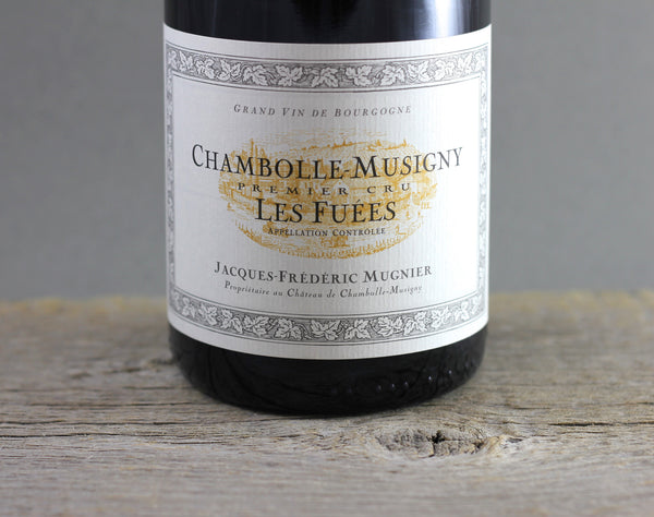 2012 Mugnier, Jacques-Frederic Chambolle Musigny 1er Cru Les Fuées