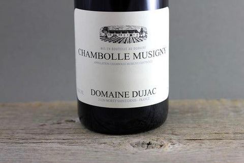 2016 Dujac Chambolle Musigny