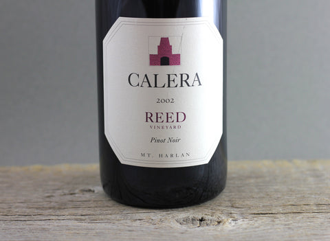 2002 Calera Reed Vineyard Pinot Noir