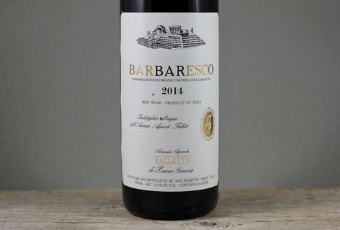 2014 Bruno Giacosa Barbaresco