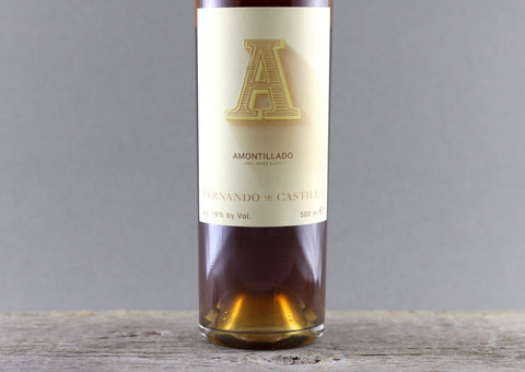 Fernando de Castilla Amontillado Antique NV