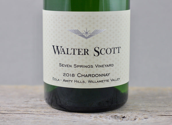 2018 Walter Scott Seven Springs Vineyard Chardonnay