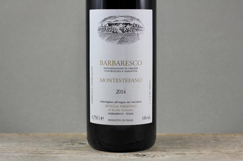 2014 Serafino Rivella Barbaresco Montestefano