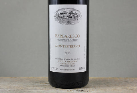 2016 Serafino Rivella Barbaresco Montestefano