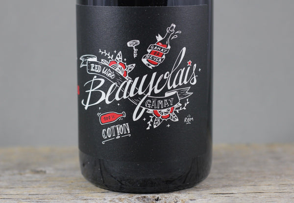 2019 Pierre Cotton Beaujolais