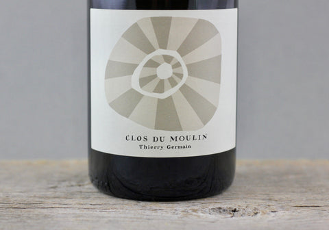 2015 Thierry Germain Saumur Blanc Clos du Moulin (Domaine de Roches Neuves)