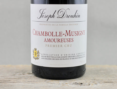 2015 Drouhin Chambolle Musigny 1er Cru Les Amoureuses (Domaine)