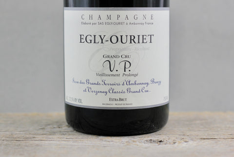Egly-Ouriet V.P. Extra Brut Grand Cru Champagne NV