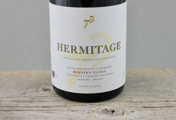 2006 Faurie Hermitage Bessards-Le Méal (Gold capsule)