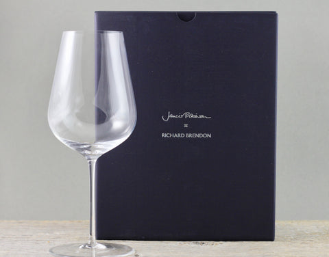 The Jancis Robinson & Richard Brendon Crystal Wine Glass (2-Pack)