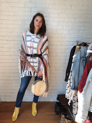 Fall Style: The Sahara Poncho
