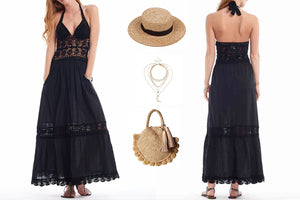 Summer In Black! Chic wardrobe update.