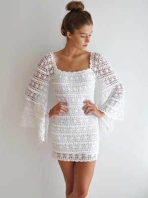 Bella Bell Sleeve Dress