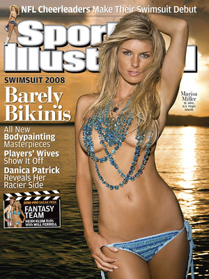 Beach Goddess Bikini Bottom - As seen on the cover of SI