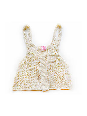 Cable Stitch Top