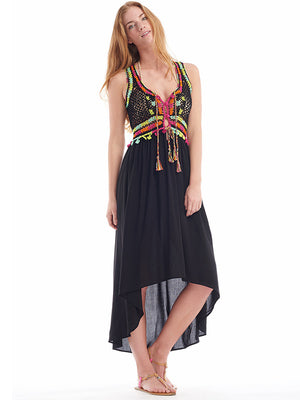 Astral Nomad Maxi Dress