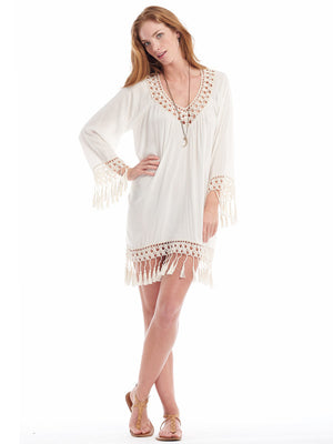 Marrakesh Fringe Dress