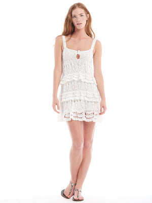 c76432c601591 Women's Crochet Dresses | Flapper Dress | Anna Kosturova - annakosturova