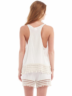 Cairo Racer Back Top