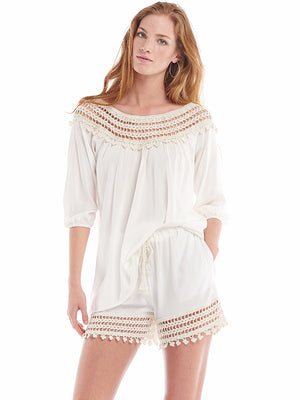 Cairo Off-Shoulder Top