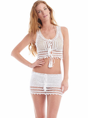 Marrakesh Crop Top
