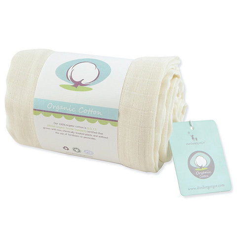 Baby Swaddle Blanket Cloth Towel Wrap Beige