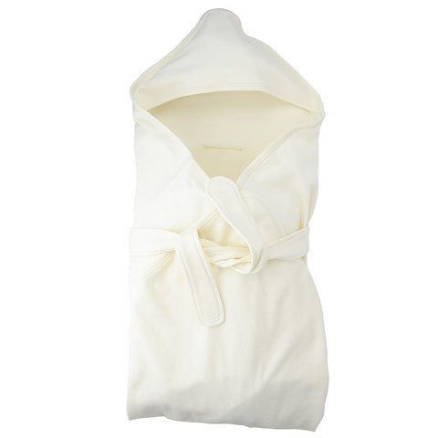 Hooded Infant Napsack Beige