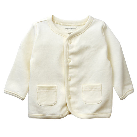 Baby Cardigan Top Beige