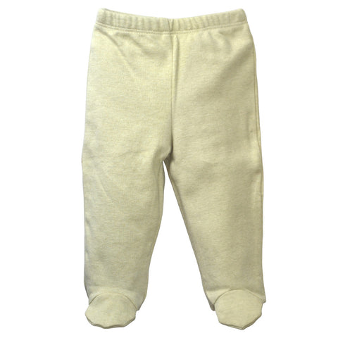 Baby Footed Pajamas Pants Olive