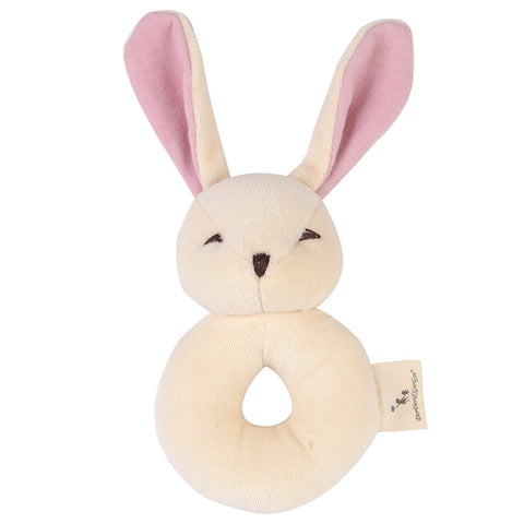 Bunny Rattle Plush Toy