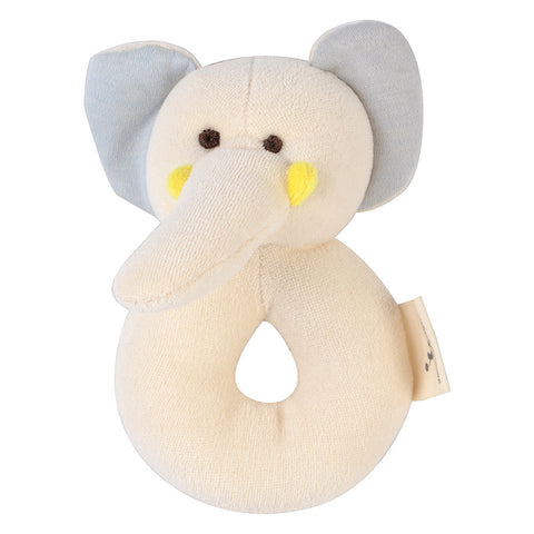 Elephant Rattle Plush Toy