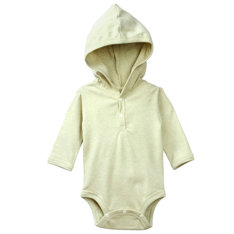 Long Sleeve Onesies Olive