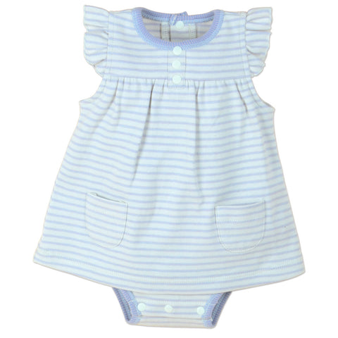 Baby Girls Ruffle Babydoll Dress