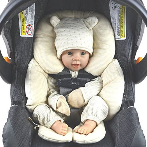 Reversible Infant Head Support