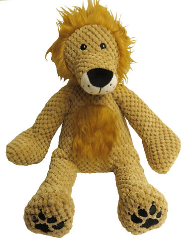 Fab Dog Floppy Lion Dog Toy Small and Large