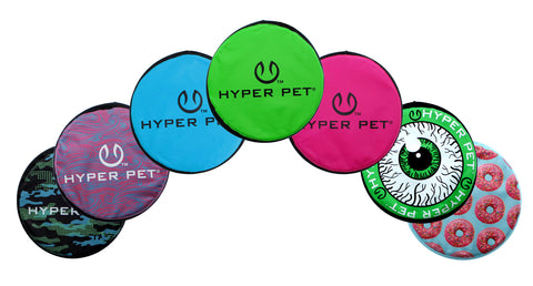 Hyper Pet Logo 9' Flippy Flyer