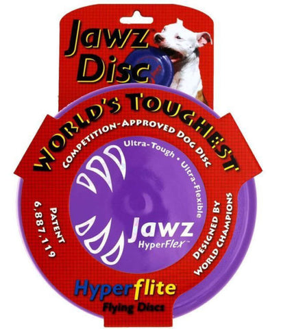 HyperFlite Jawz Hyperflex Disc Purple 8 3/4""