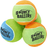 "Tennis Dog Bouncy Ballers 2"" Mini Tennis Balls"